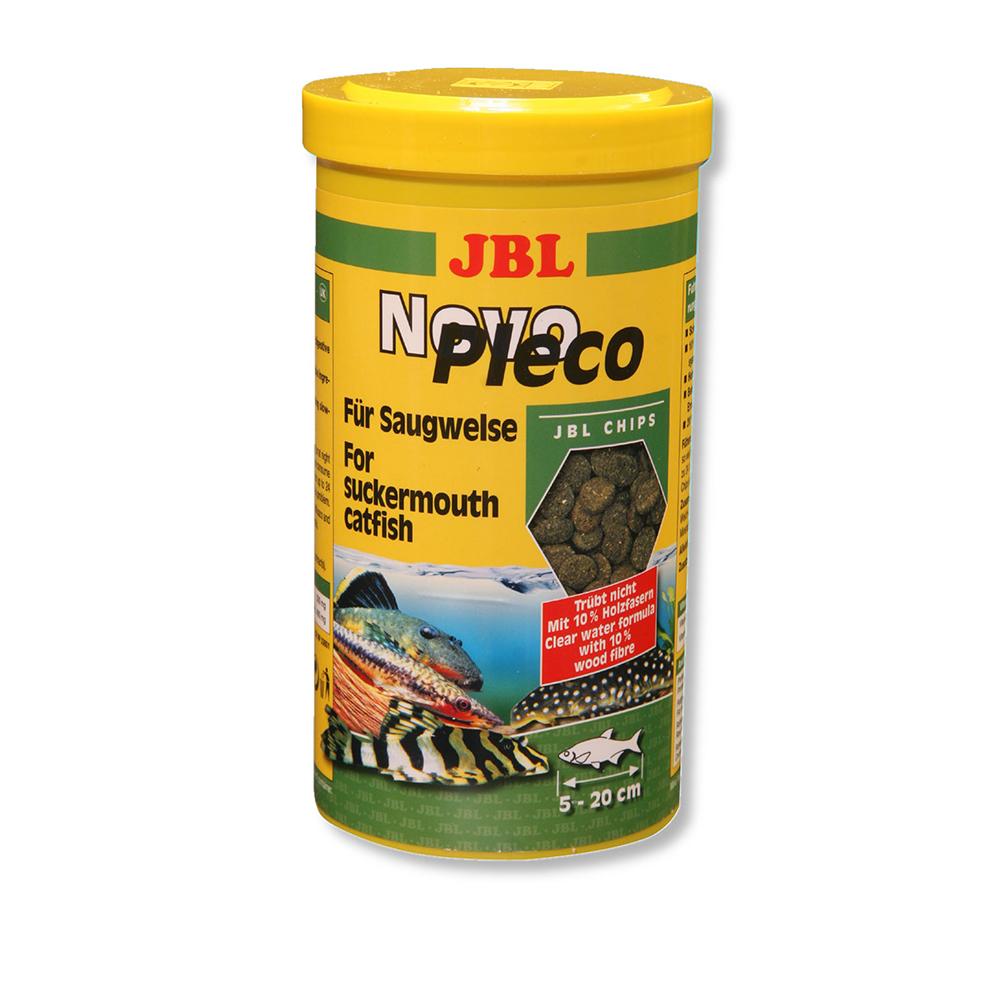 Корм для рыб JBL NovoPleco для сомов 1000мл