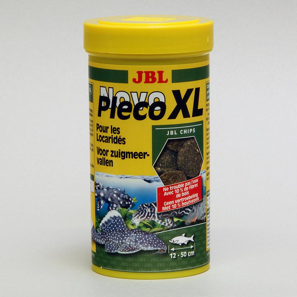 Корм для рыб JBL NovoPleco XL для сомов 250мл