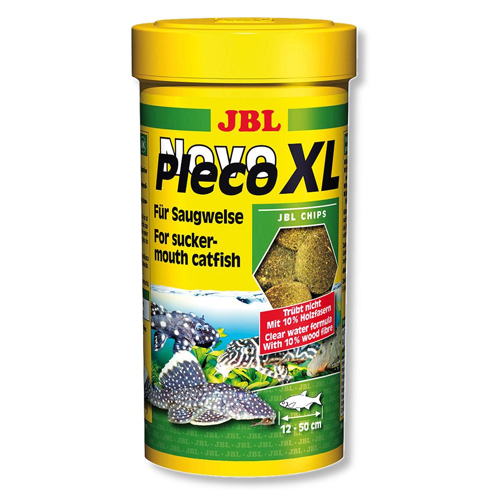 Корм для рыб JBL NovoPleco XL для сомов 1л