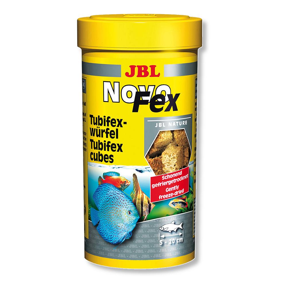 Корм для рыб JBL NovoFex трубочник 100мл