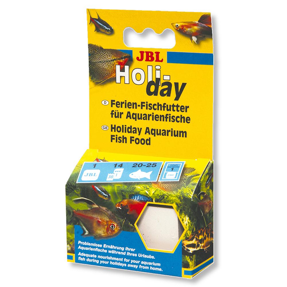 Корм для рыб JBL Hollyday 33 г