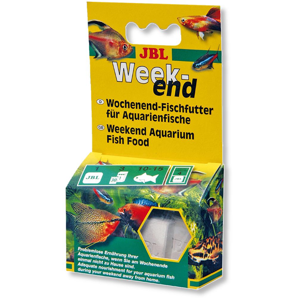 Корм для рыб JBL Weekend 26 г