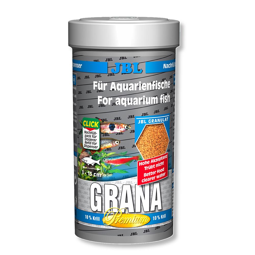 Корм для рыб JBL Grana 250 мл