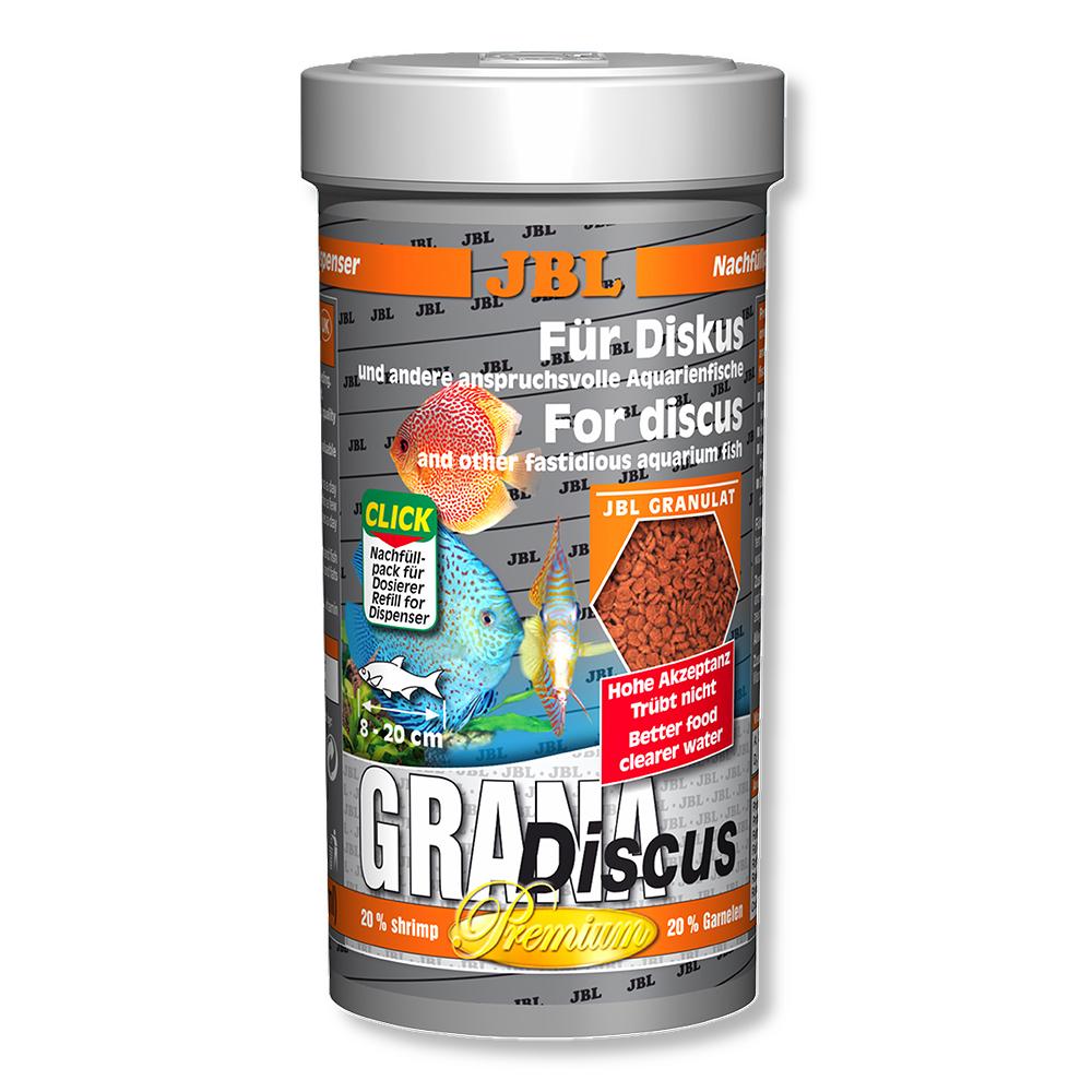 Корм для рыб JBL Grana-Discus 1000 мл (450 г)