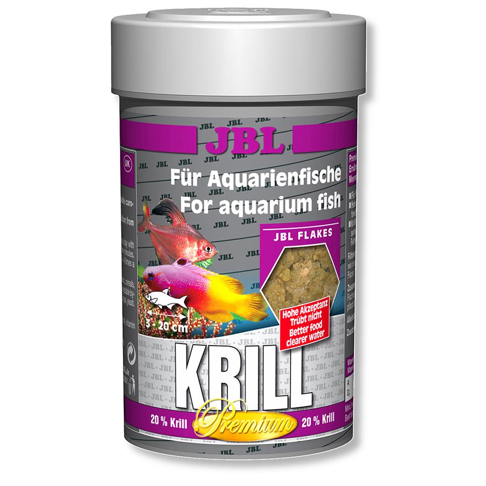 Корм JBL для морских рыб Krill 100мл с крилем