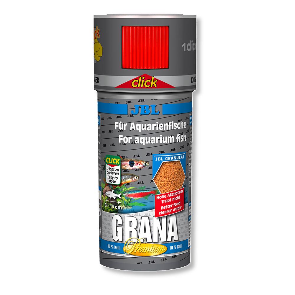 Корм для рыб JBL Grana Click 100 мл с дозатором