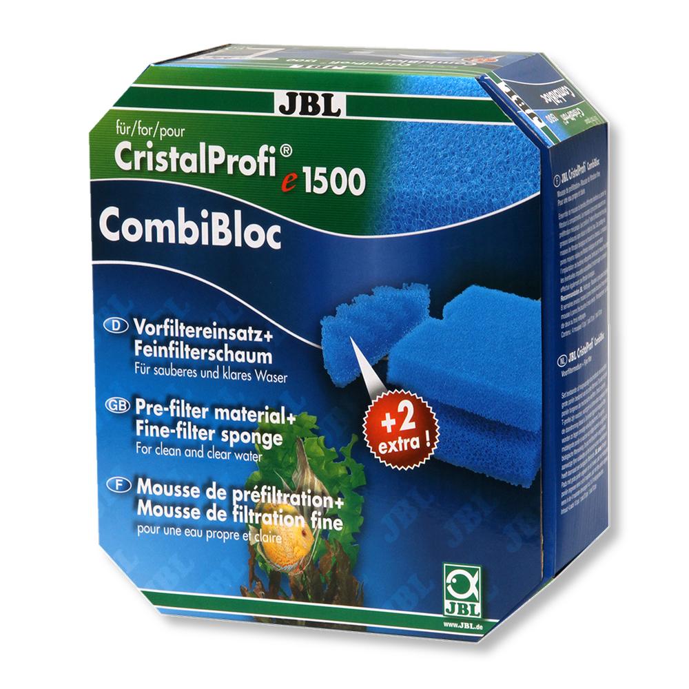 Губка JBL CombiBloc CP e1500  для фильтров CristalProfi е1500