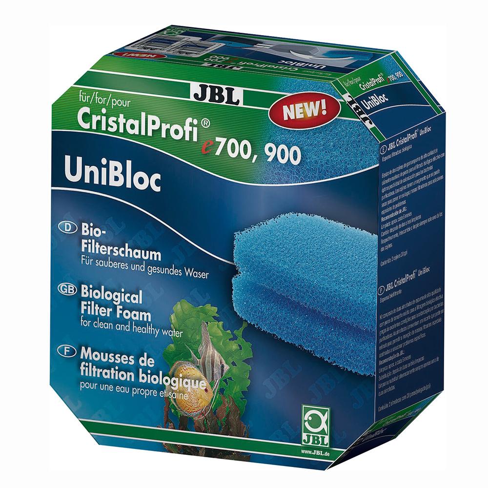 Губка JBL UniBloc CP e700/e900 - Сменная губка для биофильтрации для фильтров CristalProfi е700/е900
