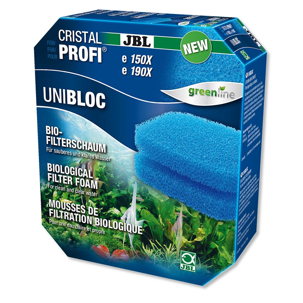 Губка JBL UniBloc CP e1500 - Сменная для биофильтрации для фильтров CristalProfi е1500