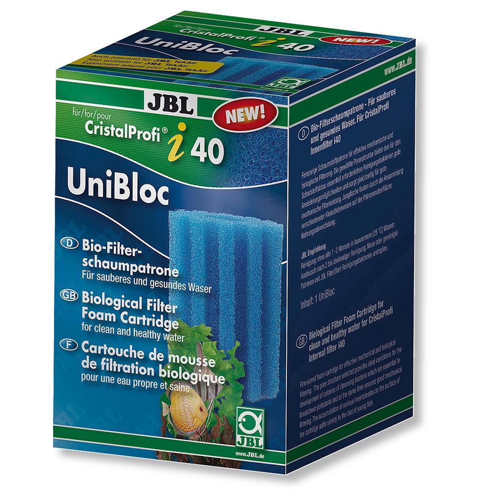 Запасной фильтрующий патрон из губки JBL UniBloc CP i40 для JBL CristalProfi i40 и JBL TekAir