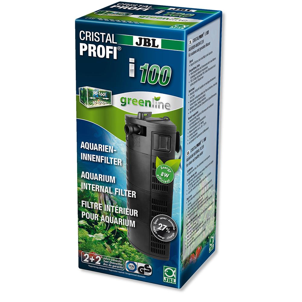 Фильтр внутренний JBL CristalProfi i100 greenline угловой