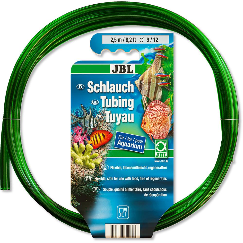 Шланг JBL зеленый 9/12 мм 2,5м