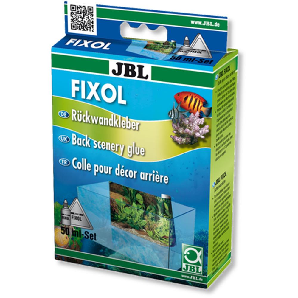 Клей JBL для приклеивания фонов 50 мл