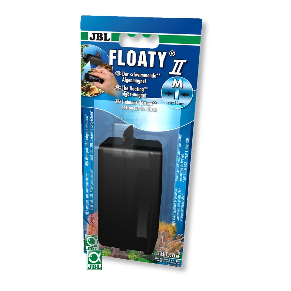 Скребок магнитный JBL плавающий для стекол толщиной до 10 мм