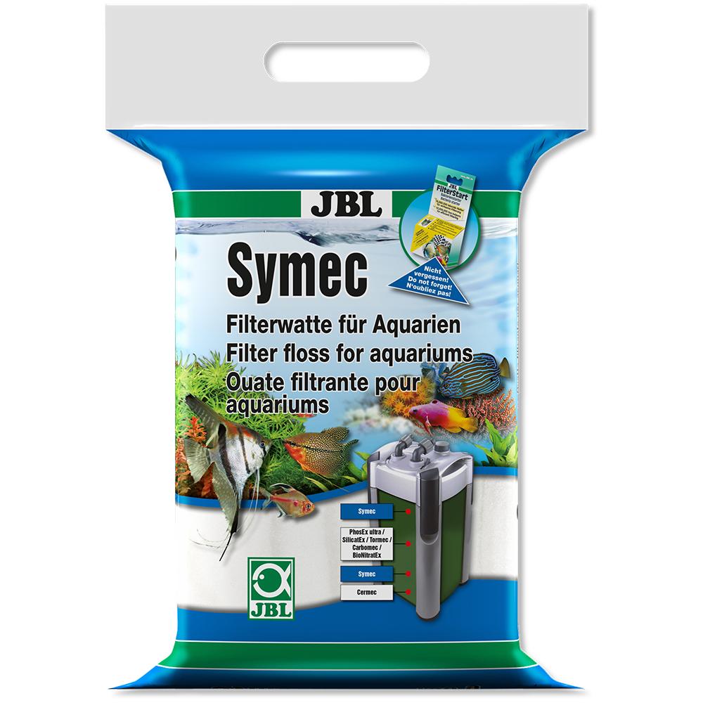 Наполнитель JBL Symec Filterwatte - Синтепон тонкой очистки, 100 г