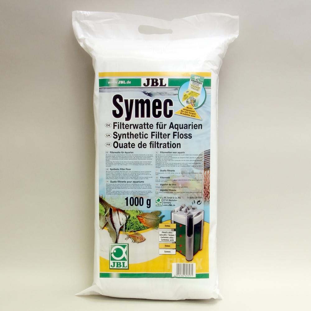 Наполнитель JBL Symec Filterwatte - Синтепон тонкой очистки, 1000 г