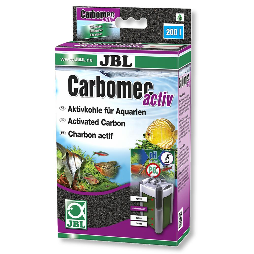 Уголь JBL активированный с мешком 400 г