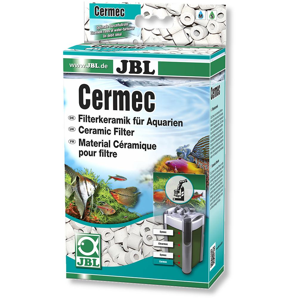 Наполнитель JBL Cermec кольца керамические 1л