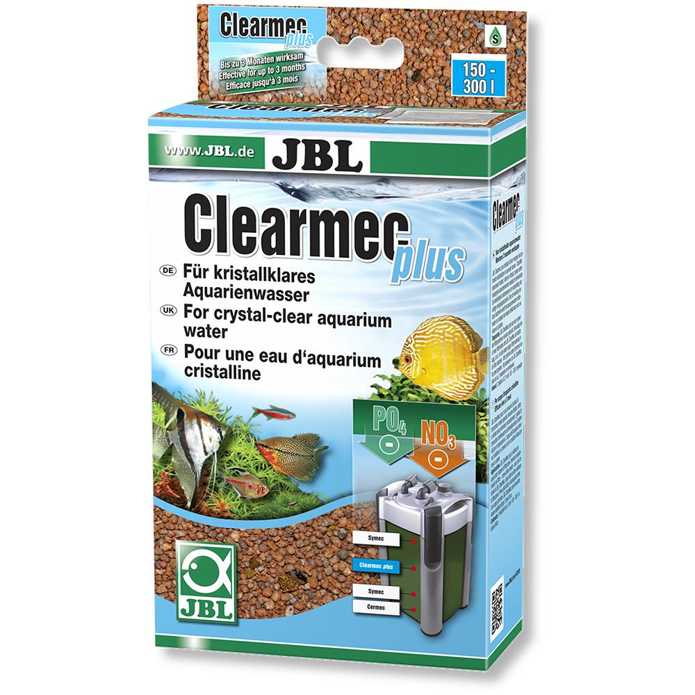 Наполнитель JBL ClearMec Plus для удаления нитритов, нитратов и фосфатов 1 л