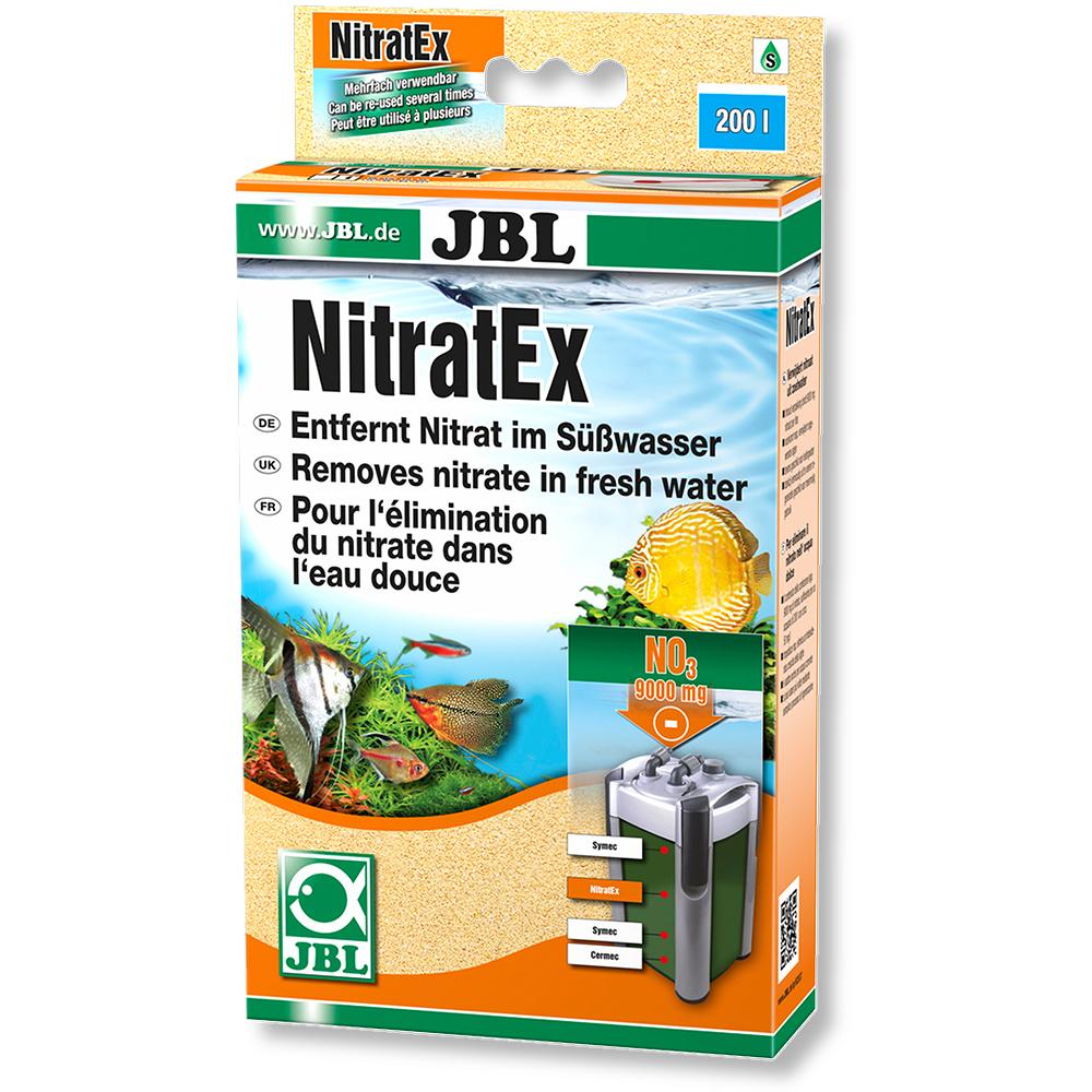 Наполнитель JBL NitraEx для быстрого удаления  нитратов 250 мл