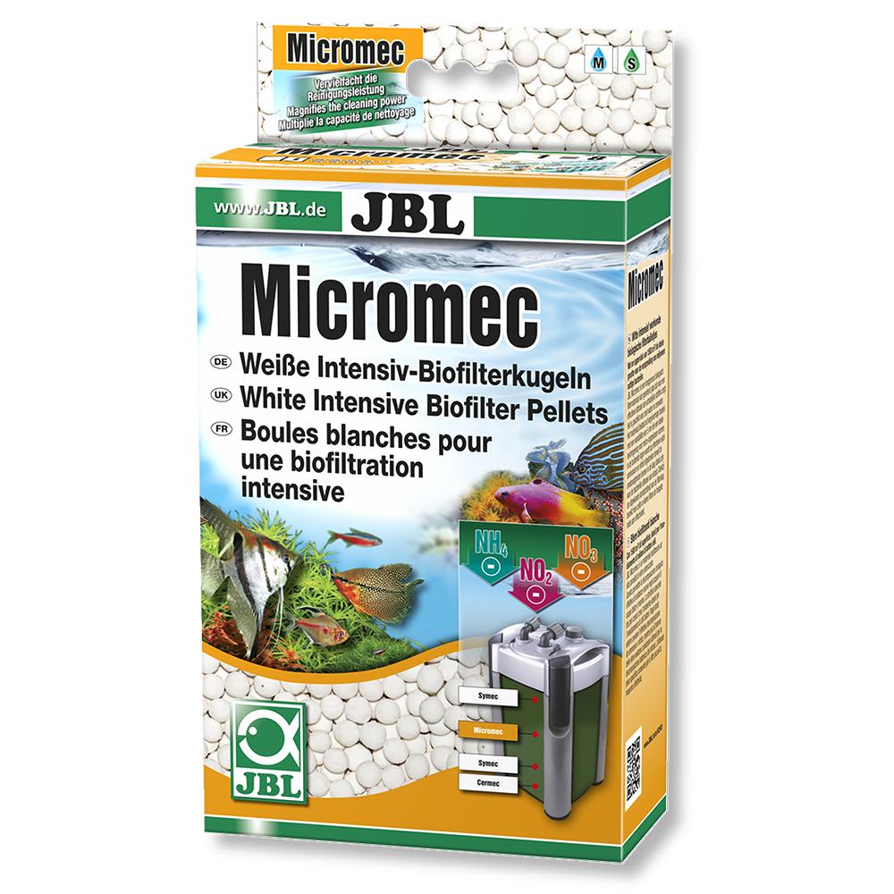 Наполнитель JBL MicroMec шарики 650 г