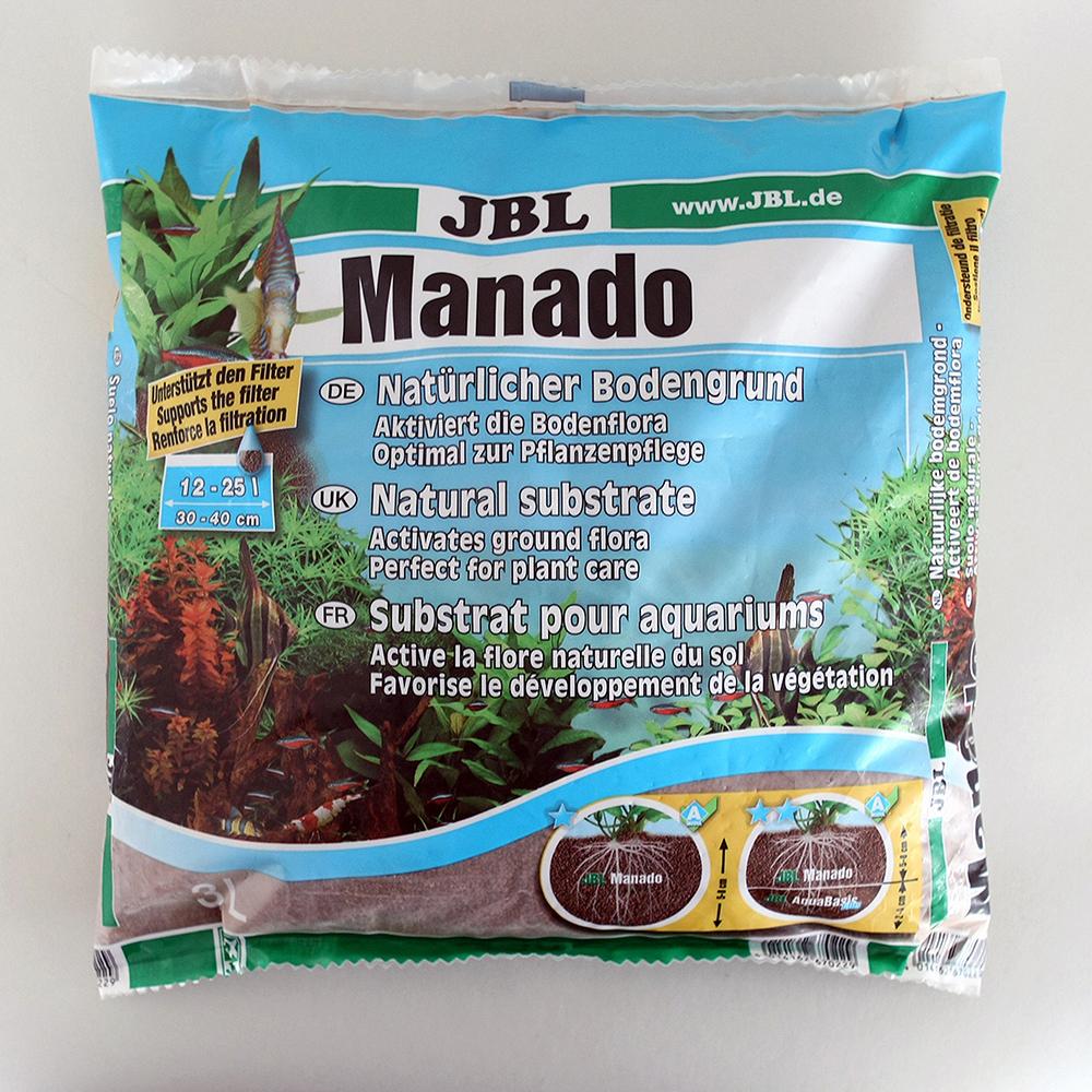 Грунт питательный JBL Manado 3 литра