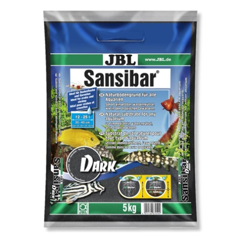 Грунт JBL Sansibar BLACK 5 кг