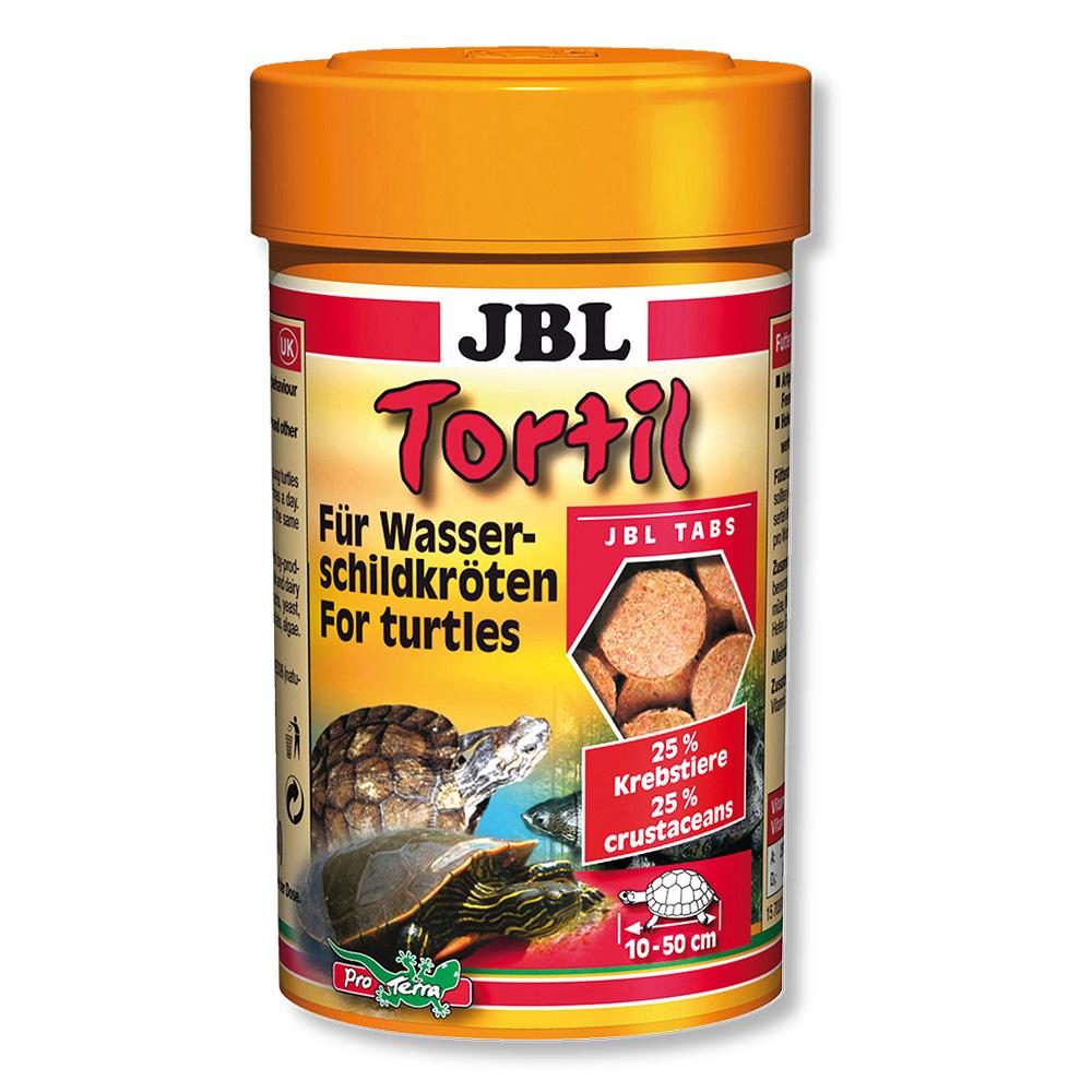 Корм для черепах JBL Tortil таблетки 100 мл