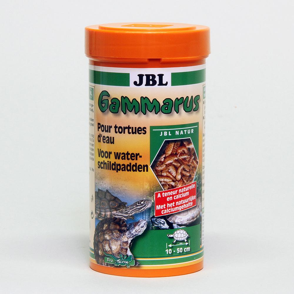 Корм для черепах JBL Gamarus 250 мл