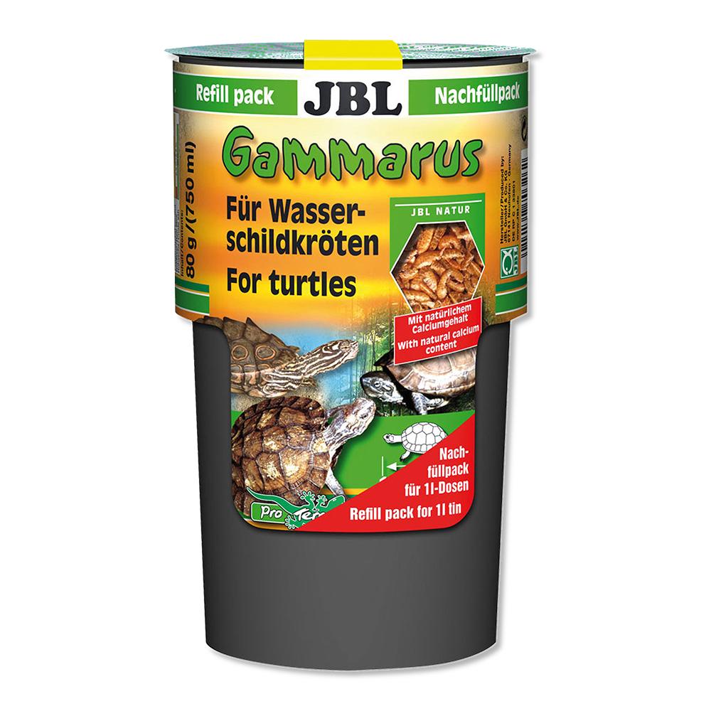 Корм для черепах JBL Gamarus 750мл