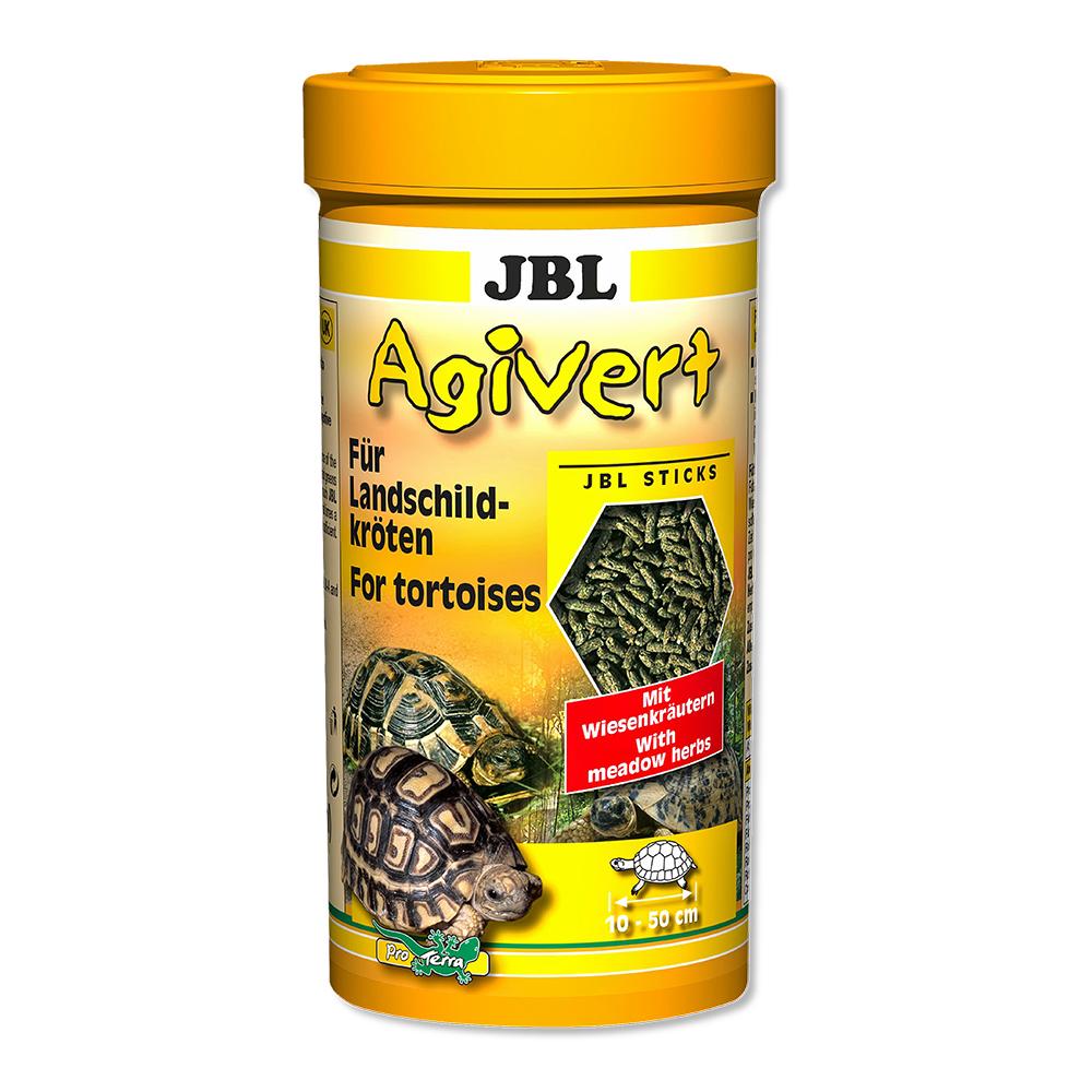 Корм для черепах JBL Agivert 250 мл