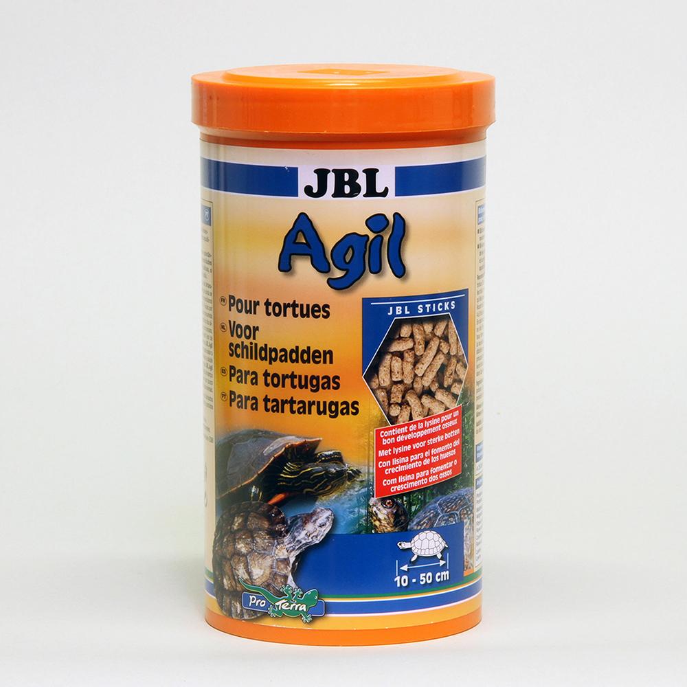 Корм для черепах JBL Agil 1000мл