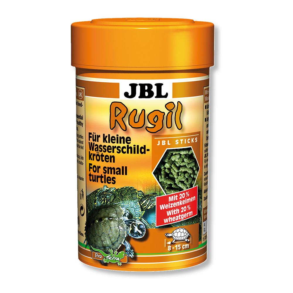 Корм для водных черепах JBL Rugil, 100мл (35г)