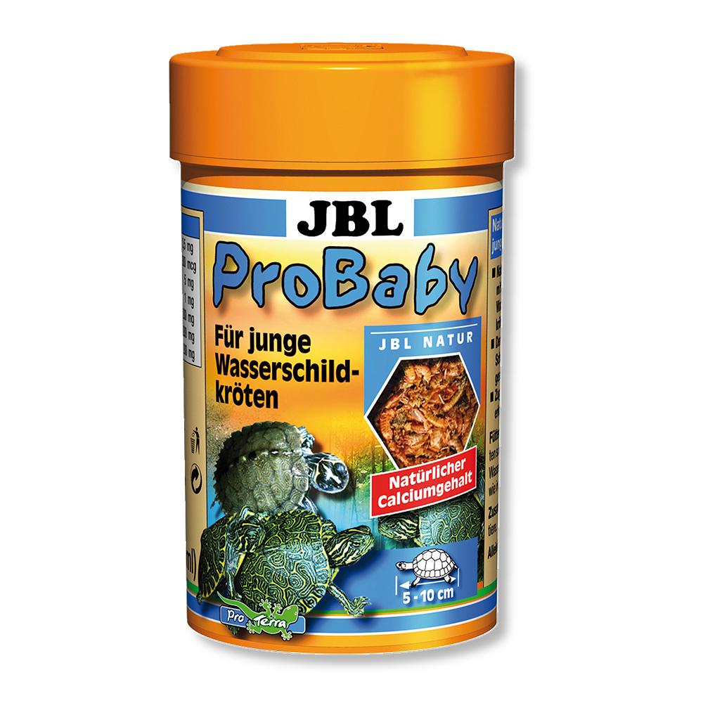 Корм для молодых черепах JBL ProBaby 100 мл