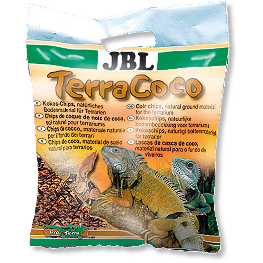 Субстрат JBL Terra Coco кокосовая стружка 5 л