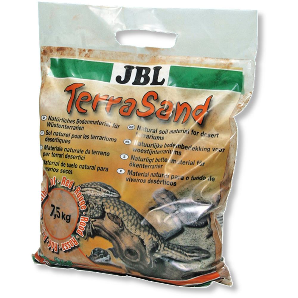 Субстрат JBL Terra Sand красный 5 л