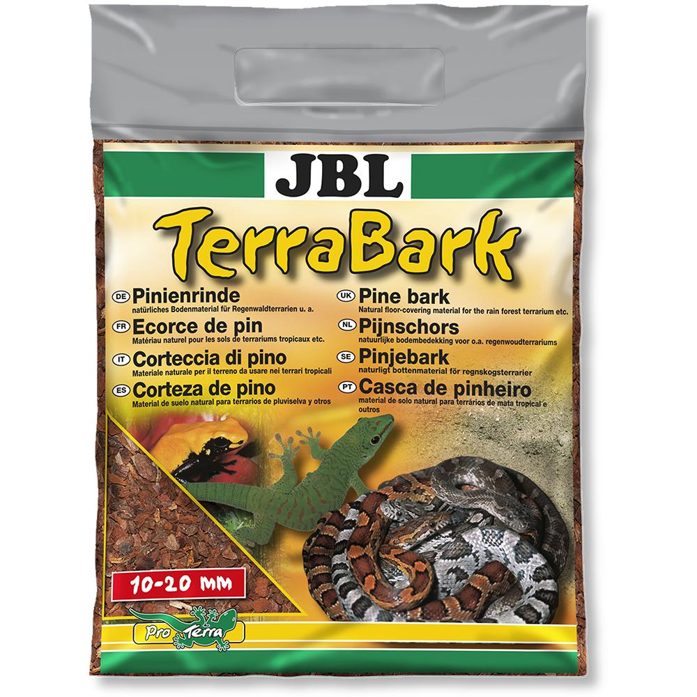 Субстрат JBL Terra Bark кора пинии гранулированная 5 л