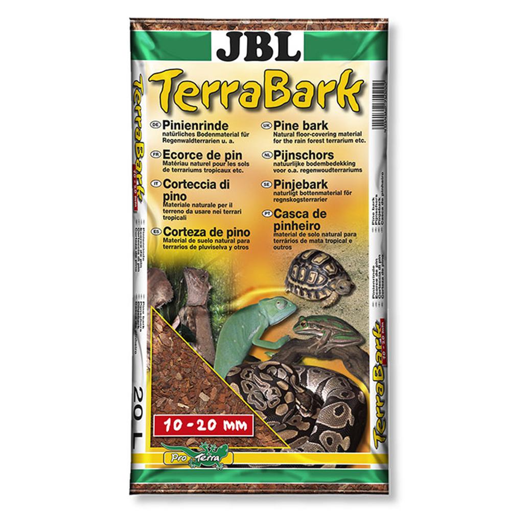 Субстрат JBL Terra Bark кора пинии гранулированная 20 л