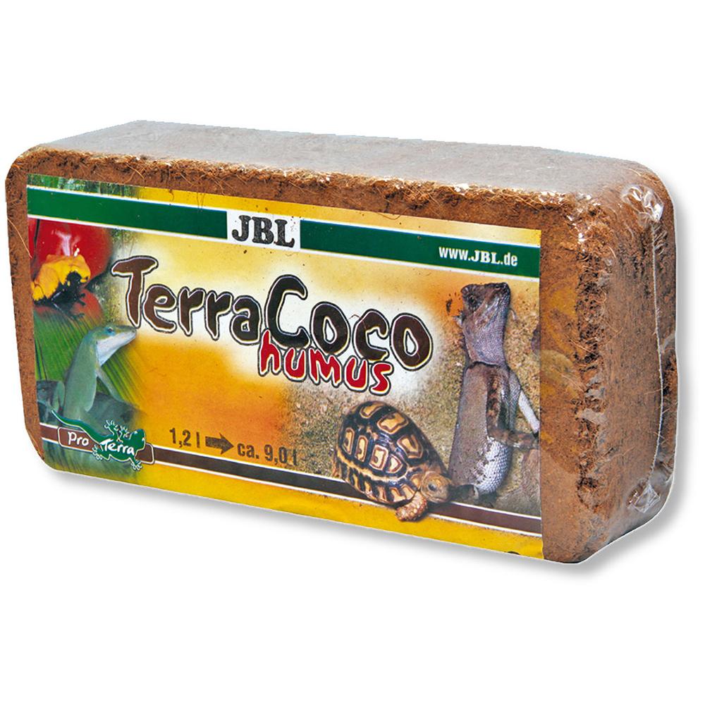 Субстрат JBL TerraCoco Humus кокосовый перегной 650 г