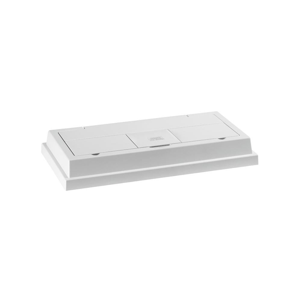 Светильник JUWEL Monolux60 60х30см 1х15Вт белый