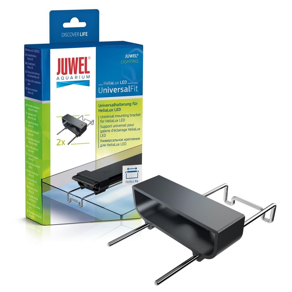 Крепления-ножки  JUWEL UniversalFit для светоарматур HeliaLux LED металлические 2 шт