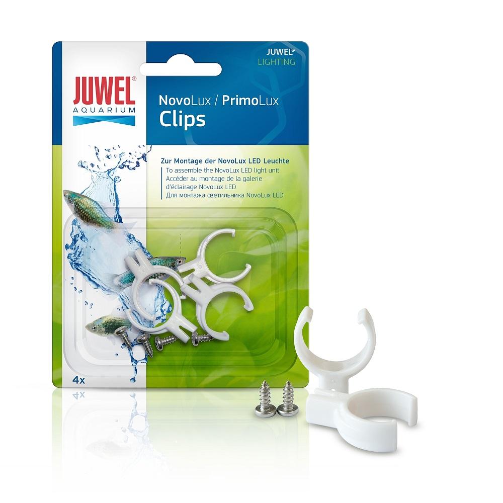 Клипсы для крепления LED лампы в аквариумах JUWEL PRIMO