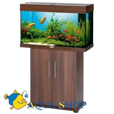 Тумба для аквариума JUWEL Rio 125 темно-коричневая