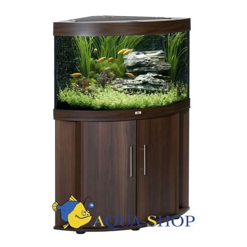 Тумба для аквариума JUWEL Trigon 190 темно-коричневая
