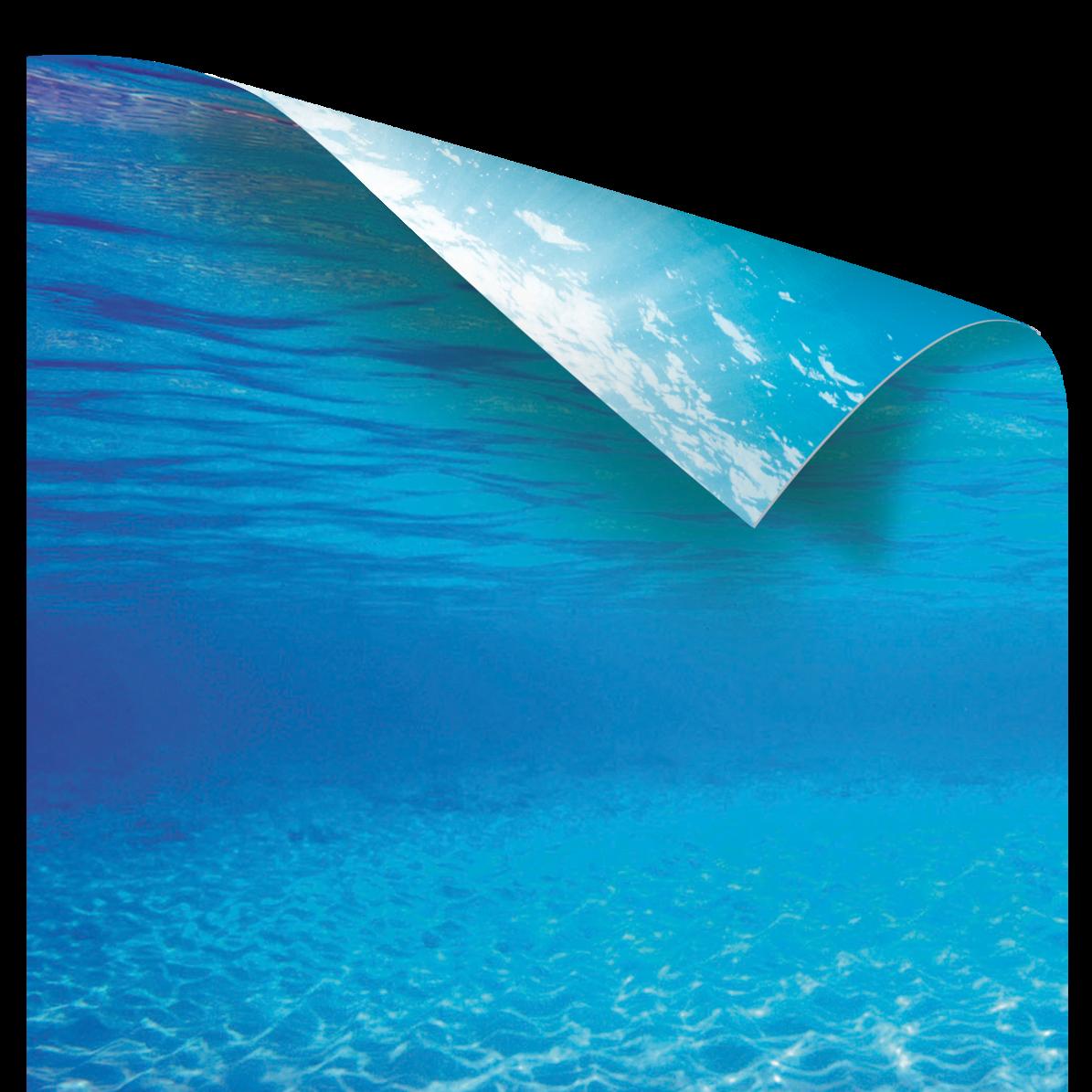 Фон JUWEL №2 Свет под водой (L) 100*50см