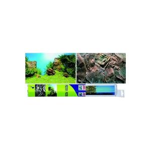 Фон JUWEL №1 Подводный ландшафт/Скалы (XL) 150*60см