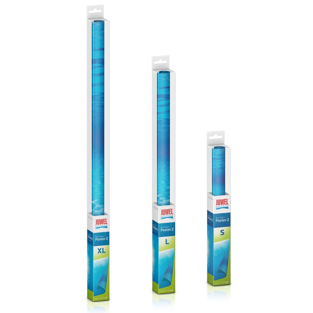 Фон JUWEL №2 Свет под водой (XL) 150*60см