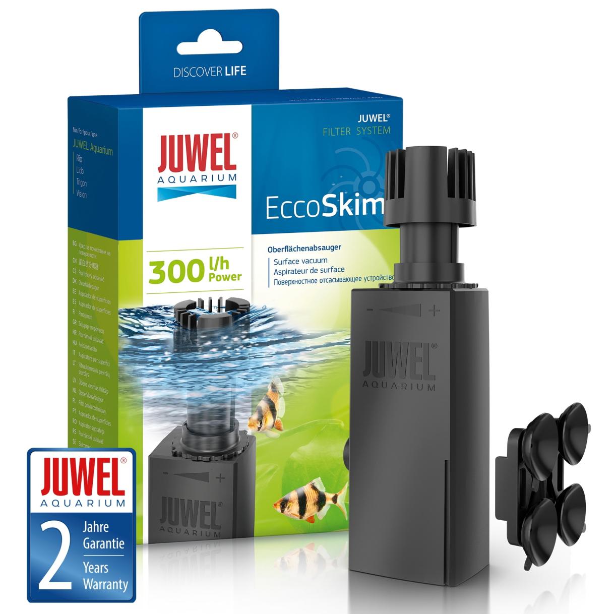 Скиммер Juwel EccoSkim 300 л/час для сбора мусора и бактериальной пленки