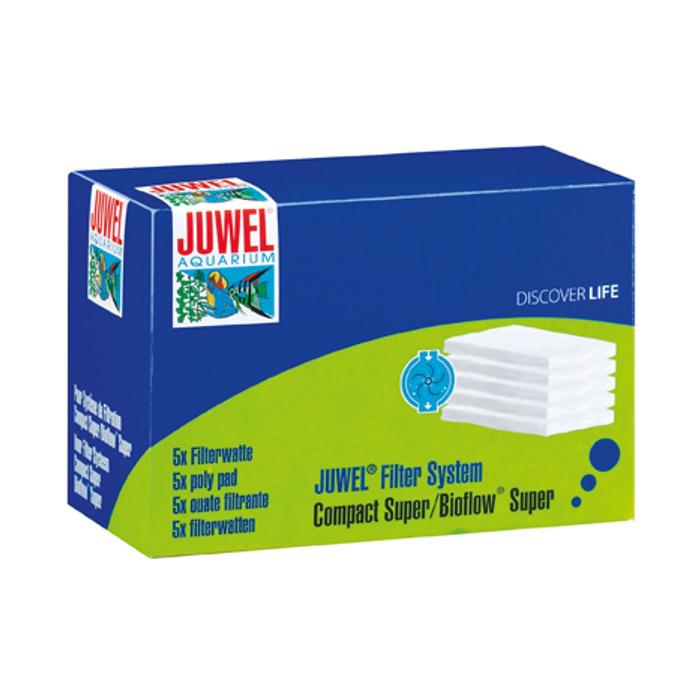 Губка синтепон для фильтра JUWEL Bioflow Super/Compact