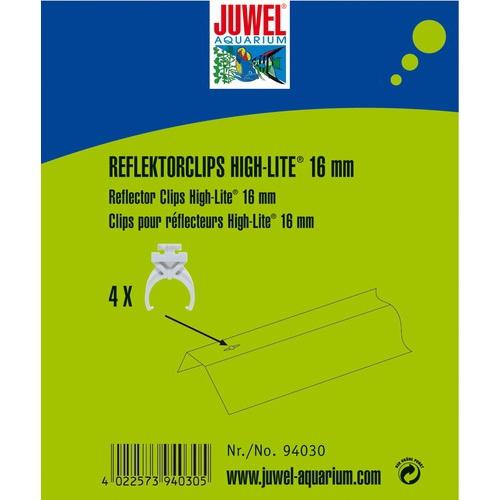 Клипсы для отражателя JUWEL Т5 пластиковые